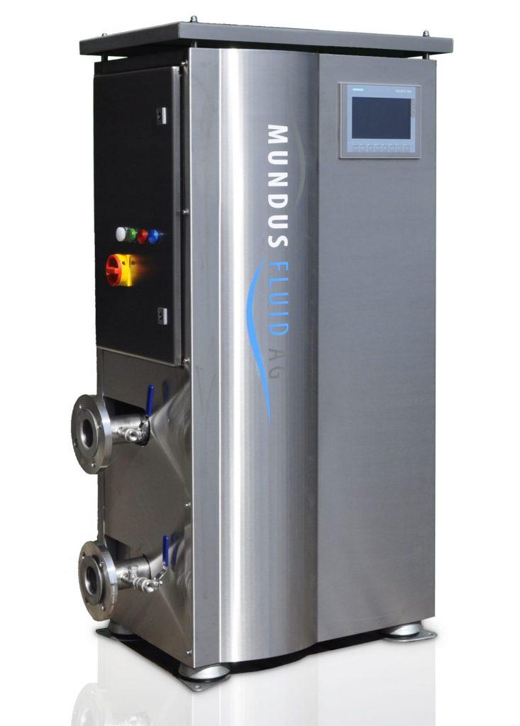 UV Anlage, Wasseraufbereitung Industrie, UV Bestrahlung